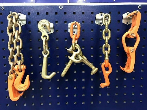 5 pieces Mo Clamp Style
