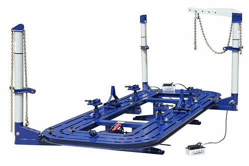 18 FEET 3 TOWERS AUTO BODY FRAME MACHINE FRAME RACK