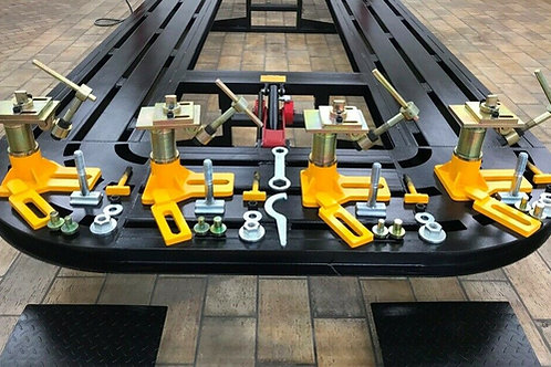 German Pinchweld  Anchoring Auto Body Clamps Universal