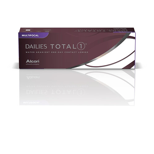 Total plus multifocal 30 pack