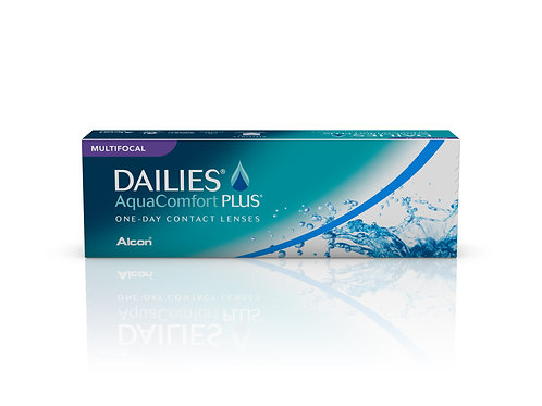 Dailies aqua comfort plus multifocal 30 pack