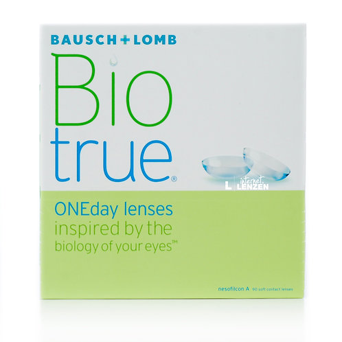 Biotrue OneDay (90 lenzen)