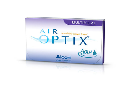 Air Optix plus multifocal 6 pack