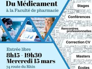 10ème Forum des Métiers du Médicament