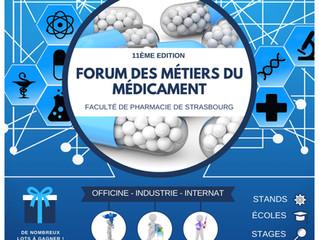 11ème Forum des Métiers du Médicament