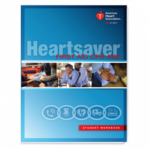 Heartsaver CPR and First Aid Certification Gift Certificate