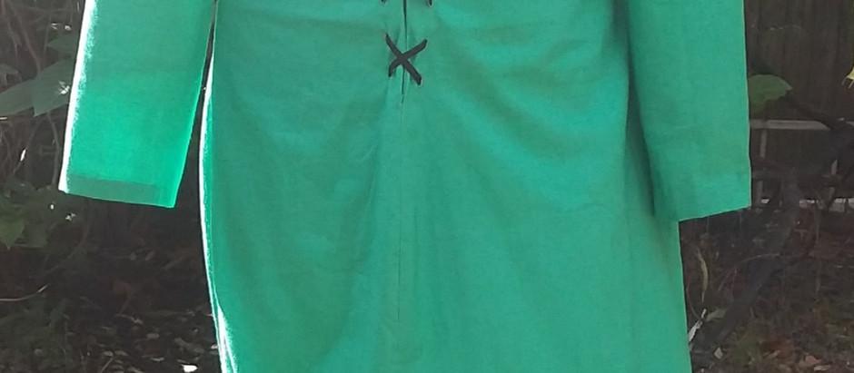 Calontir Clothing Challenge III - Kirtle