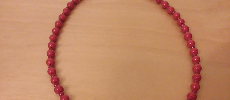 Calontir Clothing Challenge V - Necklace
