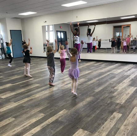 The Balancing Game of Dance and School