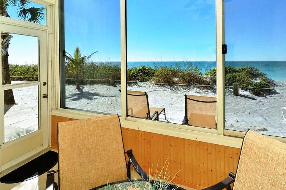 Gulf Oceanfront Condo View
