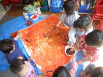 Keiki Preschool Art