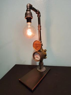 Vintage Water Meter