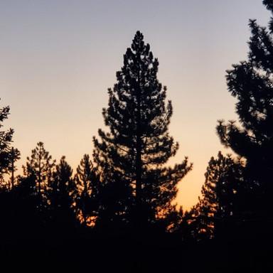 Sunset September 2020 - Deck View