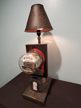 Antique Westinghouse Electric Meter