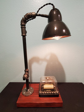 Railroad Relay Lamp