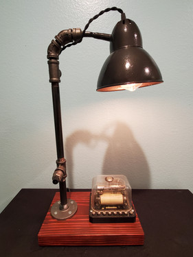 Railroad Relay Lamp