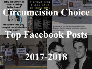 Our Top Facebook posts of 2017-2018