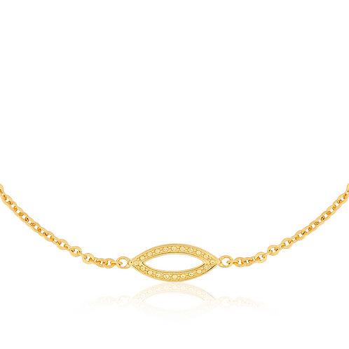 Talisman - Gold, Eye Bracelet