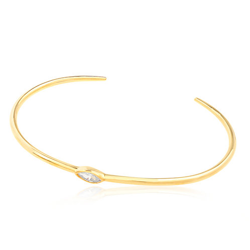 Talisman - Gold, Eye Bangle