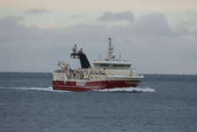 Reval Viking ( tripple trawler)