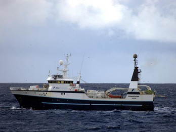 Melkart 5 Ex Kongsfjord.