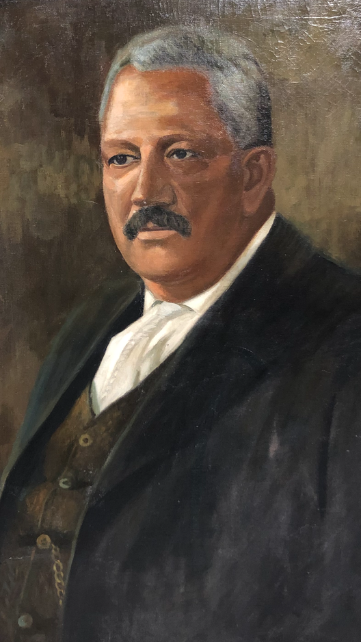 Portrait of James B. Dudley (1940)