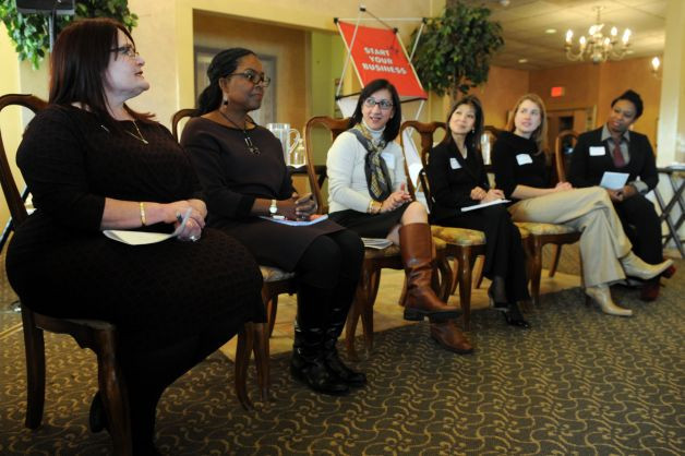 Women business leaders gather in Danbury for annual event.jpg