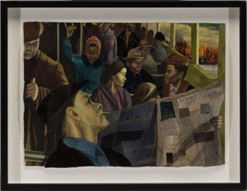 Rosa Parks series - On November 13, 1956