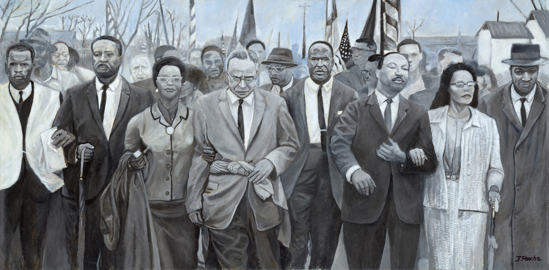27. The March