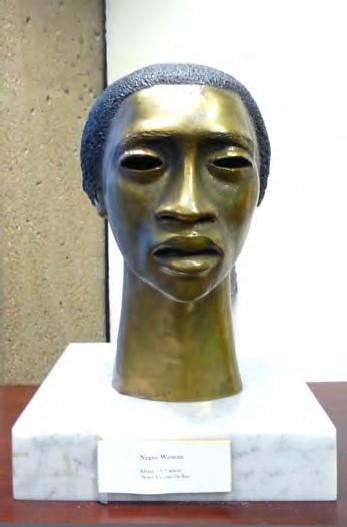 Negro Woman, 1946