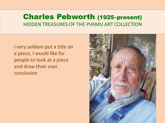 Charles Pebworth