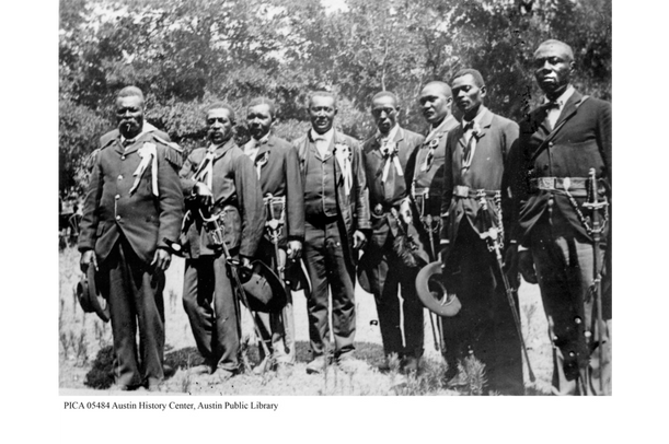 Emancipation Day Officers Of The Day