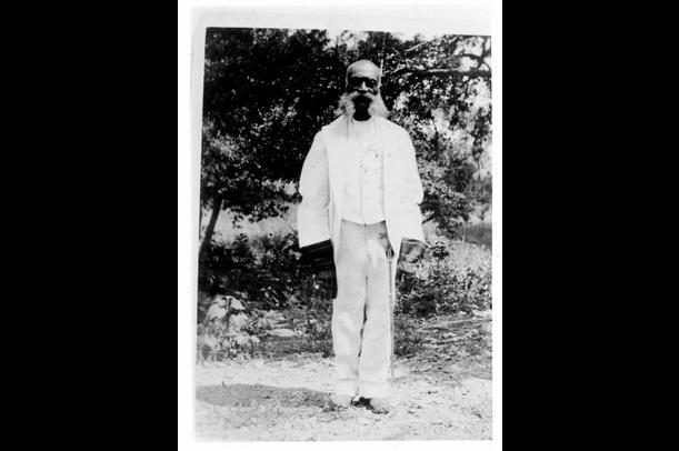 Emancipation Day Celebration Grand Marshall