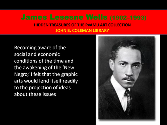 James Lesesne Wells
