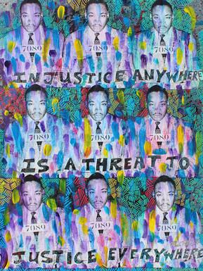 35. No Justice, No Peace
