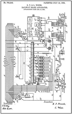49B. Granville T. Woods, invention