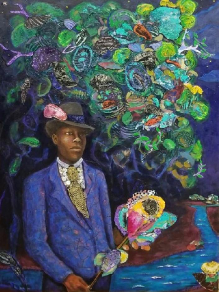 41. Mr. Peacock Jones