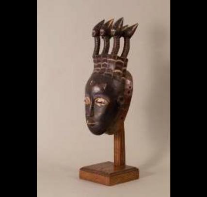 Kolango Ceremonial Mask