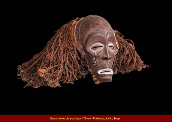 Mask, Chokwe
