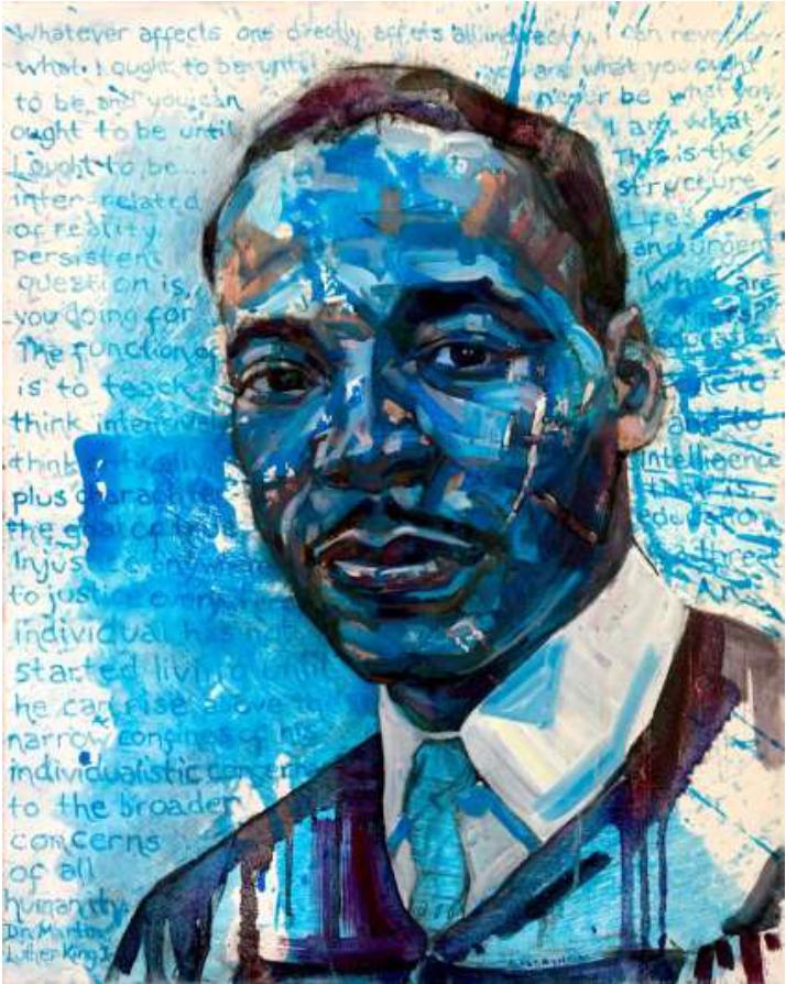 36. Dr. Martin Luther King, Jr.