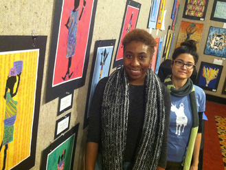 Stamford Students Show Their Style As Part Of Black History Month Exhibit