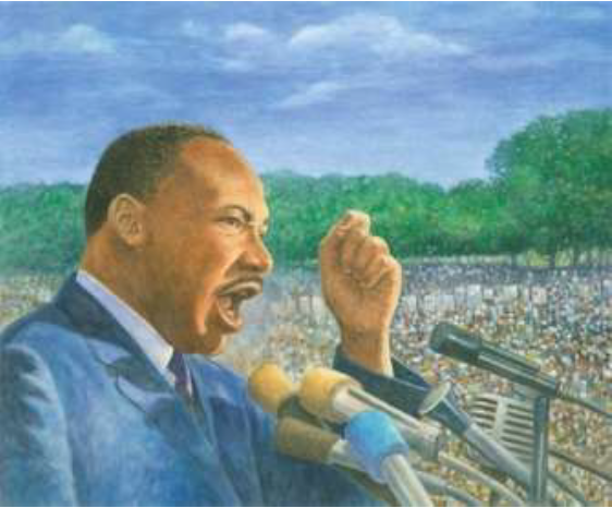 38. Martin Luther King Jr.