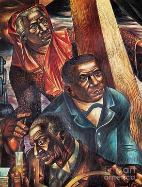 32. Harriet Tubman, Booker T. Washington