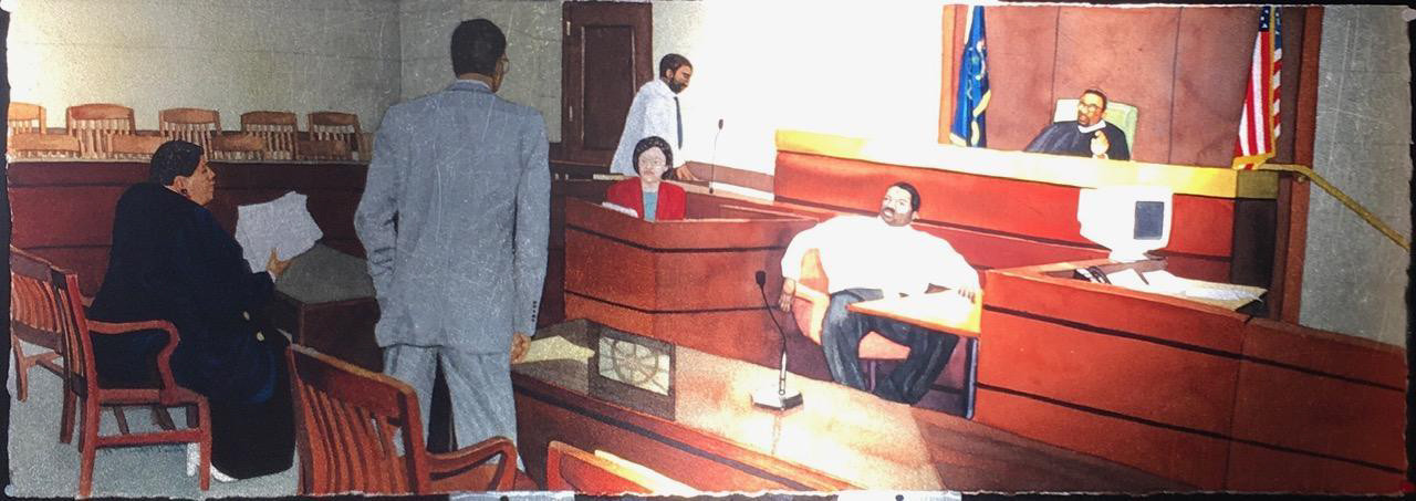 11. Before the Judge