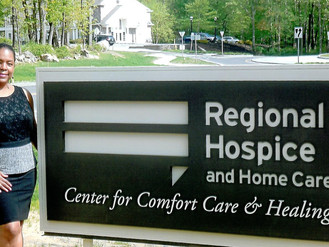 New Regional Hospice and Home Care Center In Danbury Marks Picture That's Latest Healthcare Faciliti