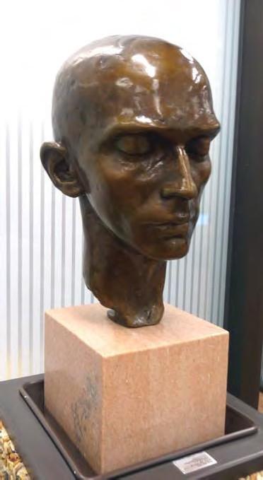 Head of a Dancer