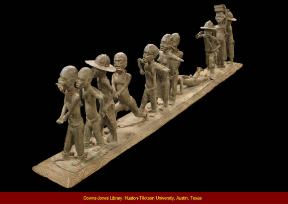 Procession of Slaves