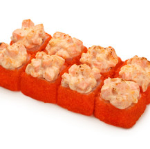 "Ролл запеченный "" Salmon """