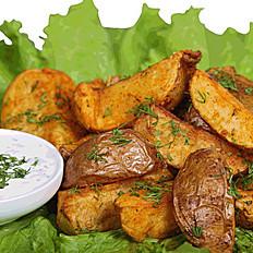 Картофель по- деревенски 200 гр. 95 руб
