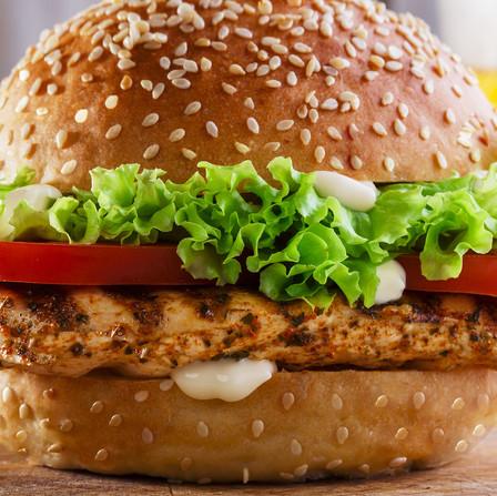 Гамбургер 125 руб.
